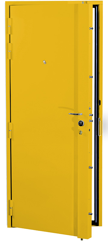 Porte Blindée Paris Valente Securystar Original Acoustique
